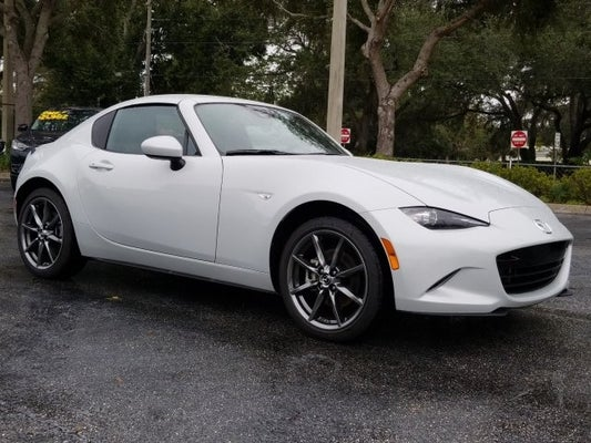 2019 mazda mx-5 miata rf grand touring | daytona beach fl